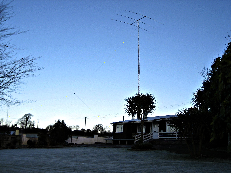Loops/Wires - EI4GYB Amateur Radio in Ireland